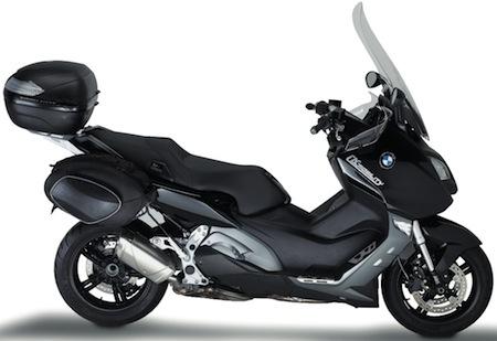 Kappa et le BMW C600 Sport