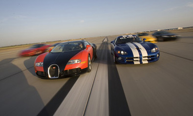 Speed Kings 0-320 km/h: Venom mieux que Veyron