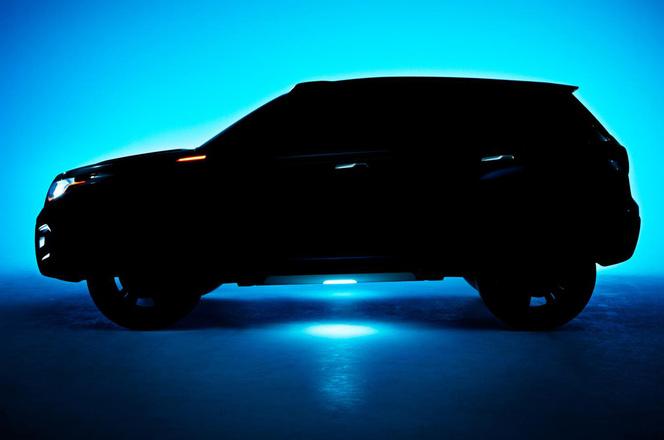 Suzuki présentera son concept SUV iV-4 à Francfort