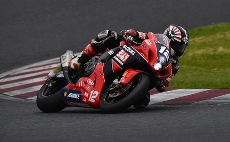 8 Heures de Suzuka: Le team Yoshimura Suzuki Shell Advance domine les premiers essais