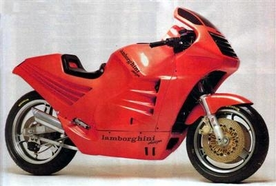 Retour sur la Lamborghini Design 90