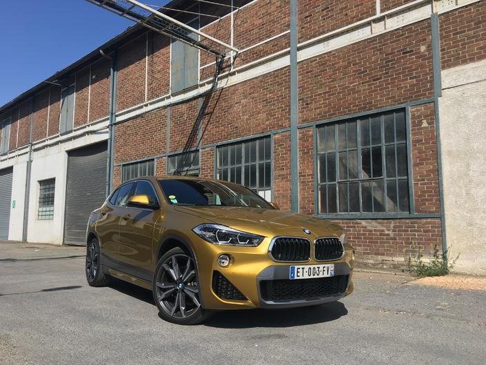 Essai - BMW X2 20d : le SUV décomplexé
