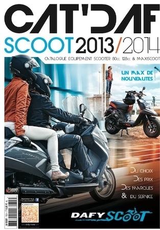 Les Cat'Daf route&scoot 2013 débarquent