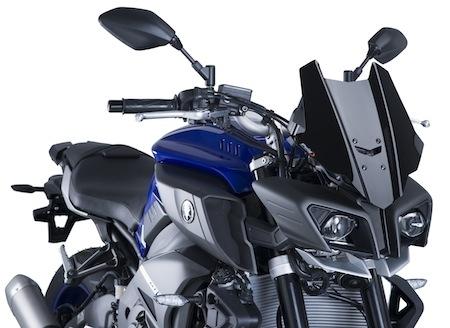 Puig: une bulle en approche pour la Yamaha MT-10