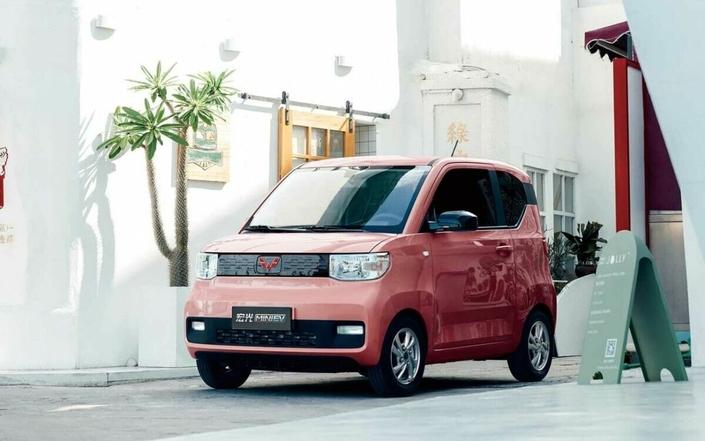 Hong Guang Mini : la voiture électrique moins chère qu'un vélo électrique - Caradisiac.com