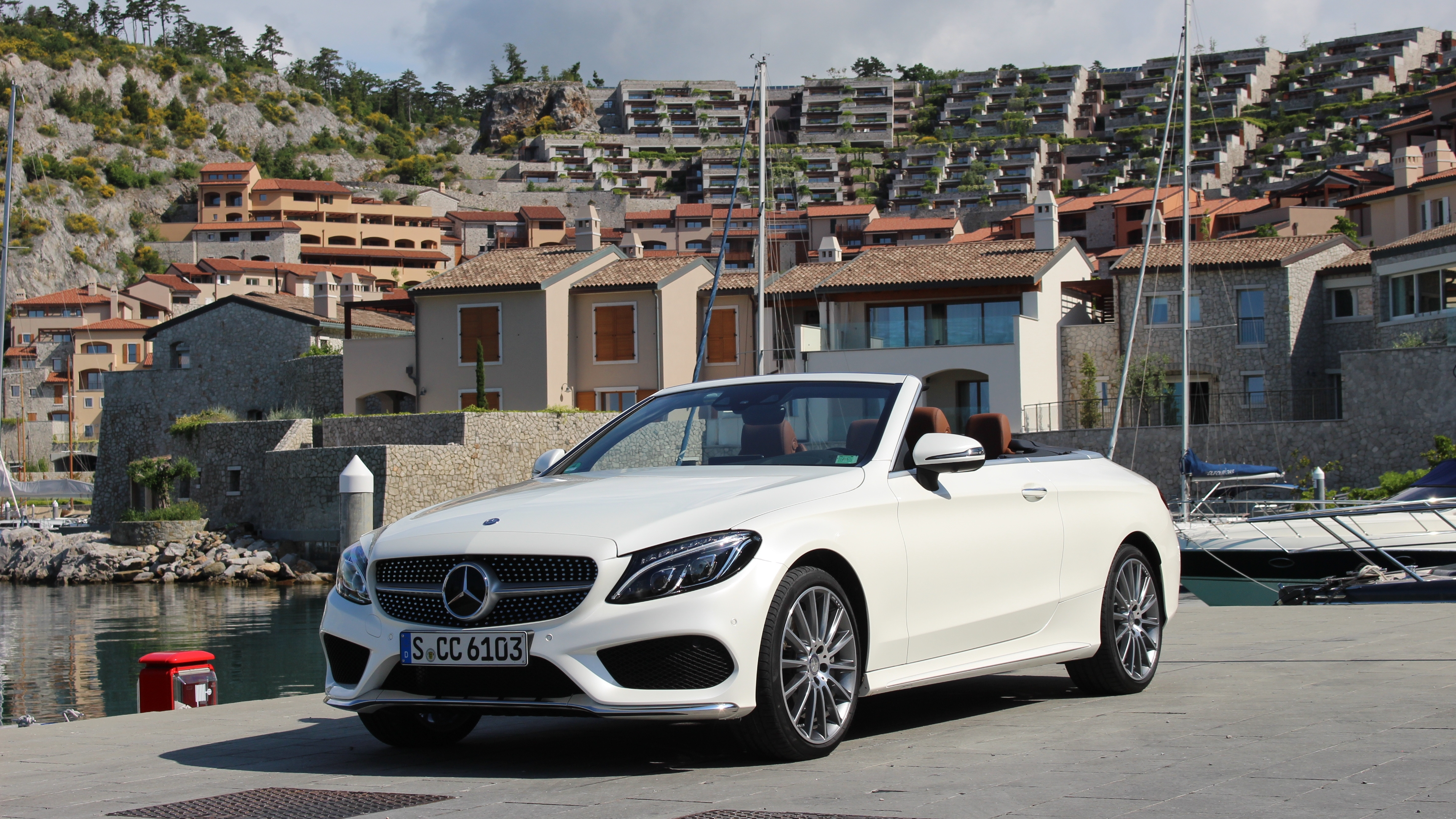 Essai vidéo - Mercedes Classe C Cabriolet : sortez découvert