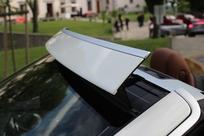 Le système Aircap (option) permet de limiter les remous d'air pour les passagers.