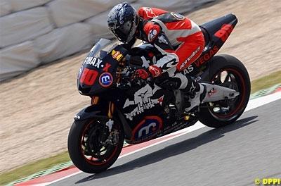 Moto GP: Grande Bretagne: Roberts revoit encore sa copie !