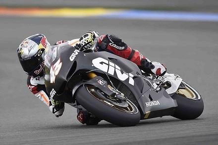 Moto GP - 2015: Jack Miller ravi de ses préliminaires à Valence