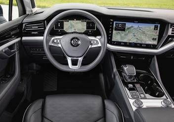Essai vidéo - Volkswagen Touareg (2018): alternative crédible?