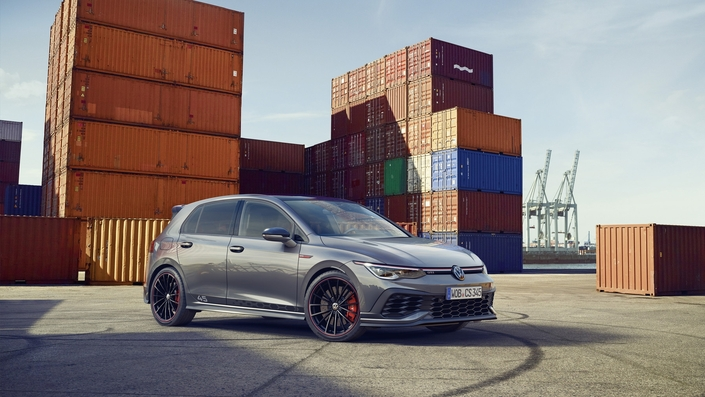 Volkswagen dévoile la Golf GTI Clubsport 45 - Caradisiac.com
