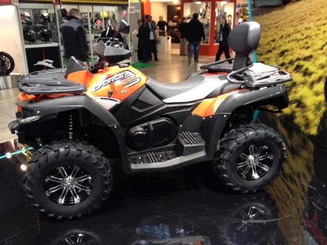 Nouveauté Quad 2015 : CF Moto CForce 550 LTD