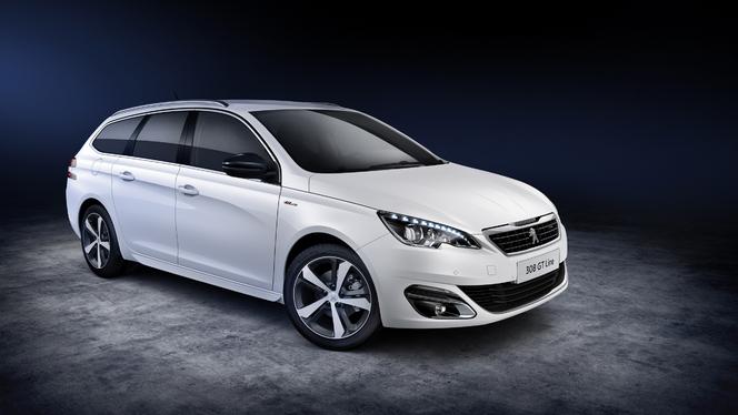 """Peugeot déploie la """"GT Line"""" sur les 308, 508 et RCZ: un look GT à des tarifs plus abordables"""