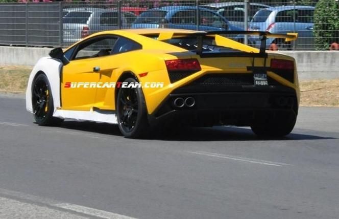 Encore une Lamborghini Gallardo spéciale à venir ?