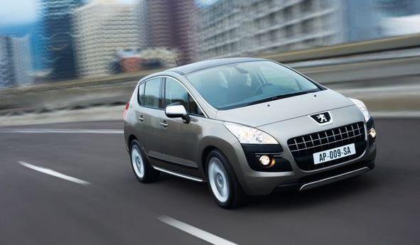 Top 5 des voitures les plus médiatisées : Peugeot 3008 le plus en vue