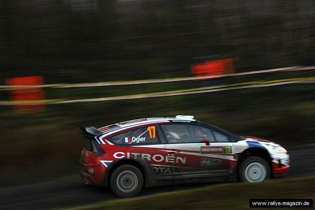 WRC Grande Bretagne Jour 1 : Latvala devant, Ogier surprend