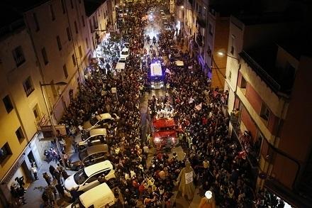 Moto GP - Marquez: Cervera fête le retour des fils prodigues