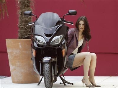 Moto & Sexy : Working girl