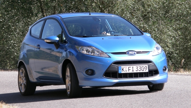 L'avis propriétaire du jour : marcouyou78 nous parle de sa Ford Fiesta 1.6 120 Titanium