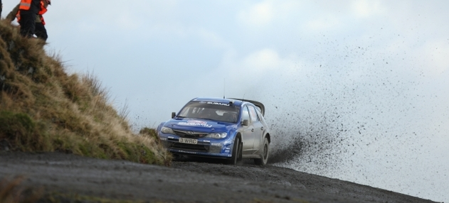 WRC Grande Bretagne Jour 2 : Latvala résiste à Loeb