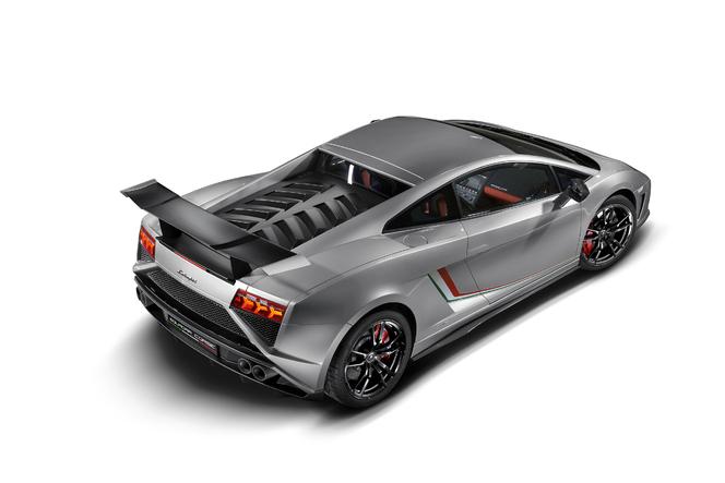 Lamborghini dévoile la Gallardo Squadra Corse