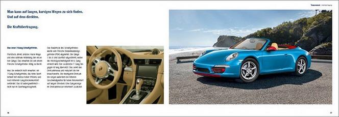 La Porsche 911 va-t-elle jouer la carte écologie à Francfort ?