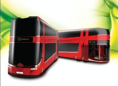 Le FreightBUS: l'autobus à impériale du XXIè siècle?