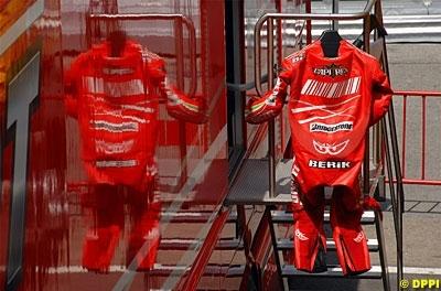 Moto GP: Capirossi interpelle Ducati.