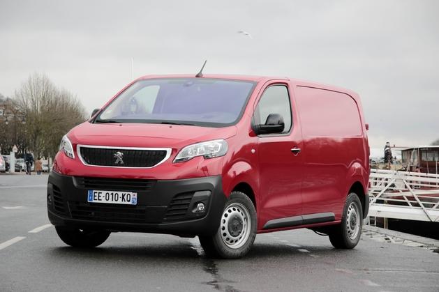 Les utilitaires - ici le Peugeot Expert - contribuent à tirer la croissance de PSA.
