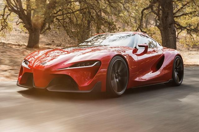 Toyota dépose le nom Supra en Europe