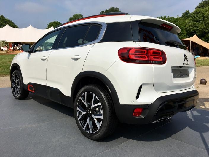 Présentation vidéo - Citroën C5 Aircross, nouveau fer de lance de la marque aux chevrons
