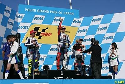 Moto GP - Japon: Lorenzo s'excuserait presque
