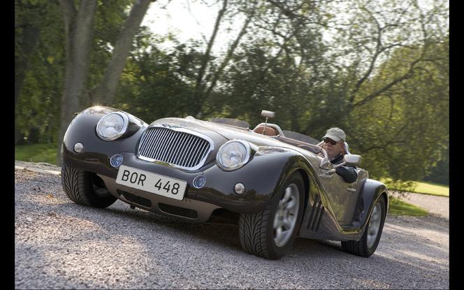 Leopard Roadster : la Morgan polonaise