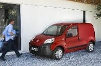 VUL - Citroën Nemo: la fiche technique