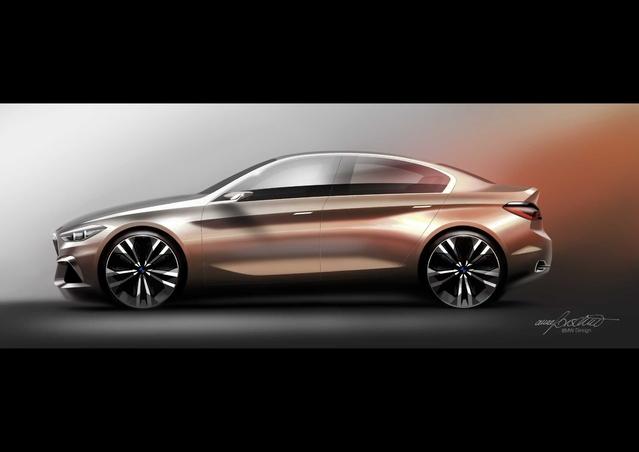 BMW : une Série 2 Gran Coupé dans les tuyaux ?