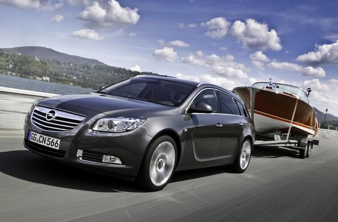 Essai - Opel Insignia CDTI 4X4 : diesel et intégrale