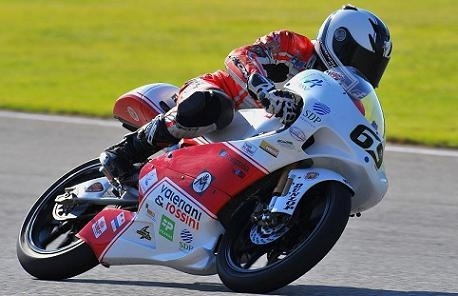 GP 125 : Louis Rossi, bilan 2010 : 2 points et des pannes à répétition ...