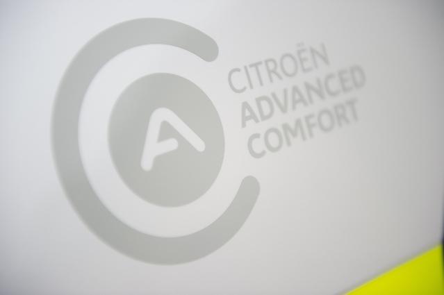 Citroën présente sa nouvelle suspension hydraulique