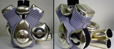 Rocket-Craft: ta caisse en doudou !