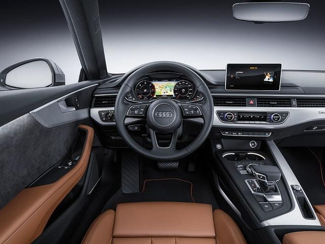 Présentation vidéo - Audi A5 Coupé: et pourtant elle change!