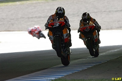 Moto GP - Japon: Pedrosa, tel le Phénix
