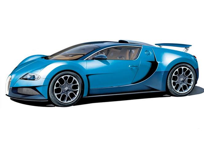 Bugatti étudierait une Veyron de nouvelle génération