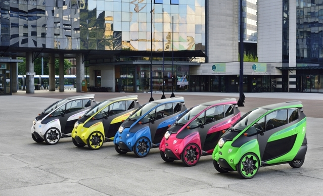 Reportage vidéo - Essai Toyota i-Road : la mobilité de demain