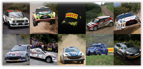 WRC - Pirelli de retour en 2014!