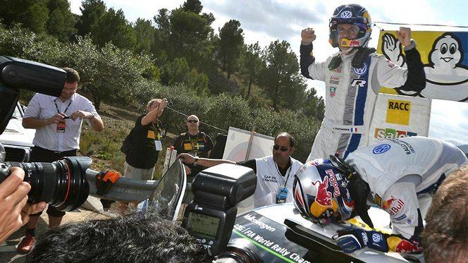 WRC - Ogier champion et vainqueur en Espagne!