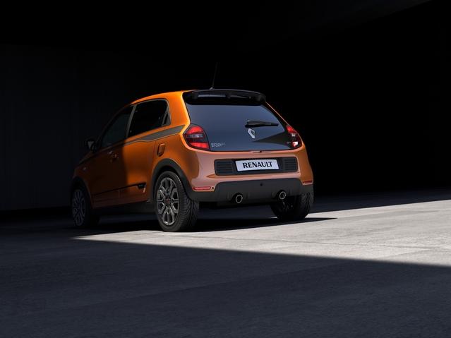 Renault dévoile la Twingo GT