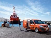 VUL - Fiat Doblo Cargo: la fiche technique