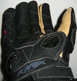 Essai Knox Recon: un gant à la finition soignée.