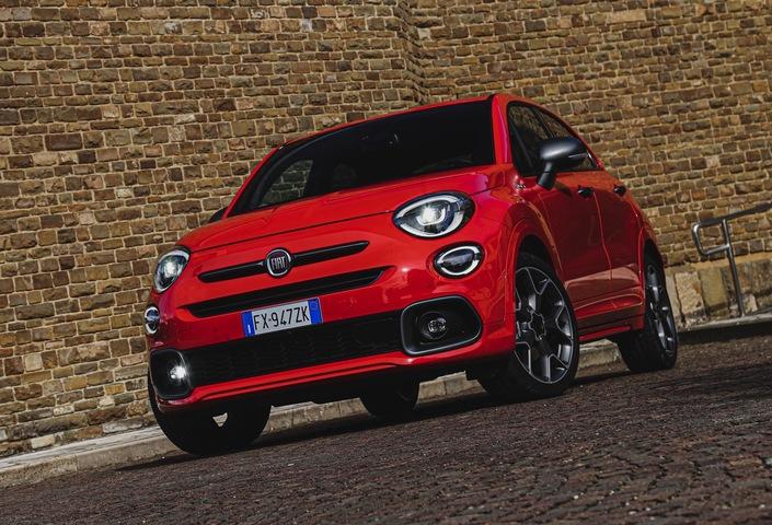 Fiat 500X Sport : à défaut d'une Abarth - Caradisiac.com