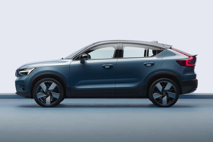 Volvo dévoile le C40, un SUV coupé électrique - Caradisiac.com
